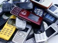 People are estimated to have around 130 million old phones at home