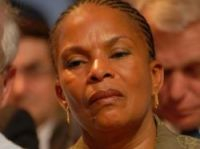 Minute was found to have insulted Mrs Taubira