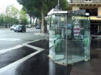 Phone boxes like this could become a thing of the past