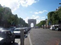 The Champs Elysee