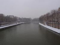 Snow in Paris? Maybe at the weekend...