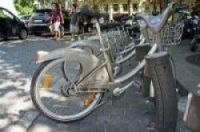 Paris's Velib cycle rental scheme is seven years old today