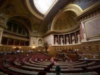 The Senate hemicycle - Photo: Romain Vincens