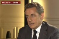 France's former President Nicolas Sarkozy hit out at corruption charges in a TV broadcast