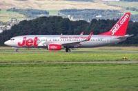 A Jet2.com plane