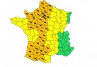 Storm warnings issued for 43 departments from Aquitaine to Normandy