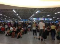 Flight chaos fears eased after one air traffic controllers union calls off strike