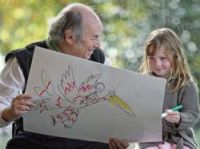 Quentin Blake has published many books in France