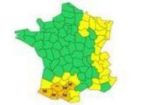 Meteo-France orange alert
