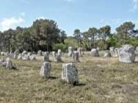 Carnac, King Arthur and Brittany's sights of the Round Table