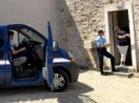 Gendarmes can visit holiday homes to make regular checks - Photo: Sirpa Gendarmerie Nationale