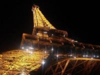 The Eiffel Tower is said to be a potential terrorist target