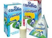 Milk recalled in chemical scare