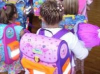 The average schoolbag weighs too much, campaigners say