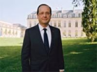 President Hollande - Photo: Raymond Depardon/Documentation Francaise