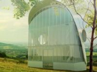 Prototype of futuristic house that produces its own energy will be built near Nice next year