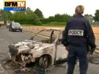 Millions of euros of damage caused in Amiens - Screengrab: BFMTV