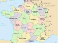 The map of France is expected to be redrawn