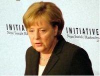Angela Merkel was meeting François Hollande today