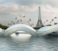 The bridge would provide a 'joyful release from gravity'