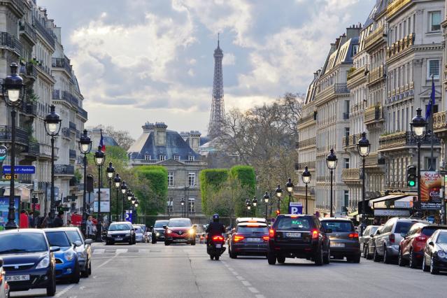 5th Rue Soufflot Paris