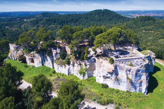 Abbaye de Saint- Roman
