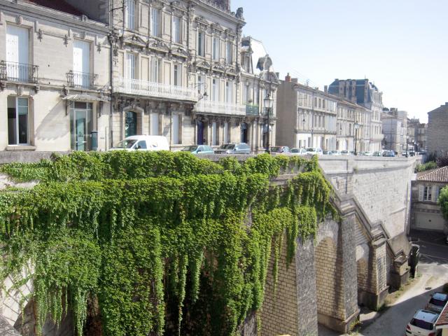 Angoulême Rempart de l'Est