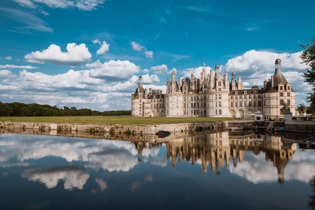 The Chateau de Chambord