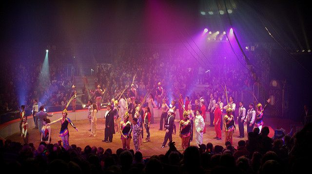 France is where the heart lies for traditional circuses - but they were introduced to the country by an 18th-century English cavalry officer