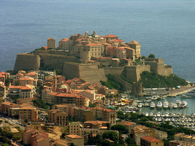 Corsica is known as the 'Island of Beauty'