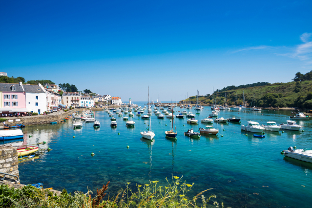 Belle-Ile in Brittany