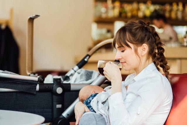 Breastfeeding in France
