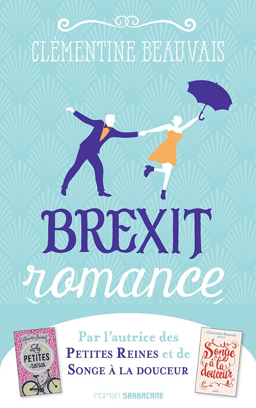 Brexit Romance book cover