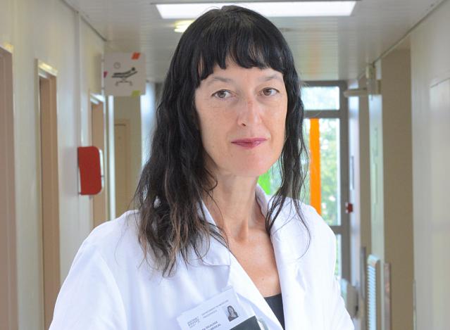 Oncologist Dr Suzette Delaloge
