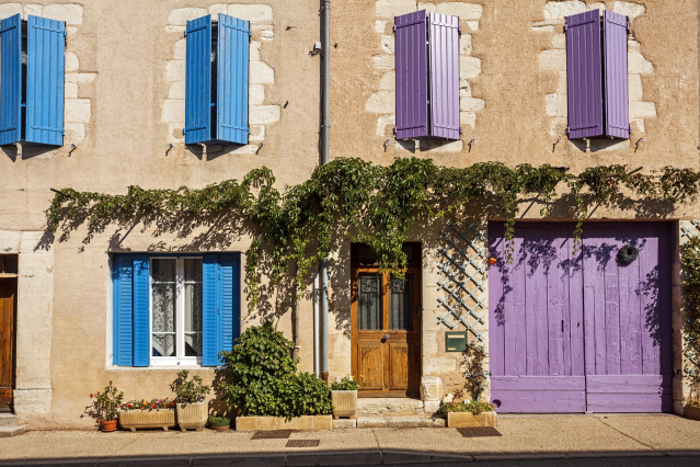 French houses