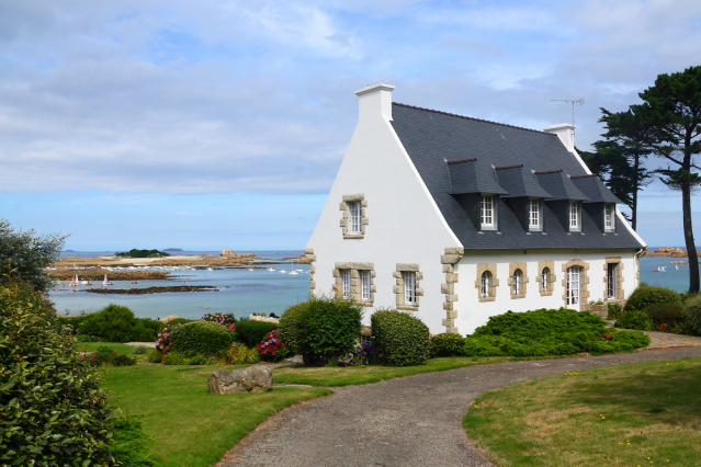 French property in Brittany
