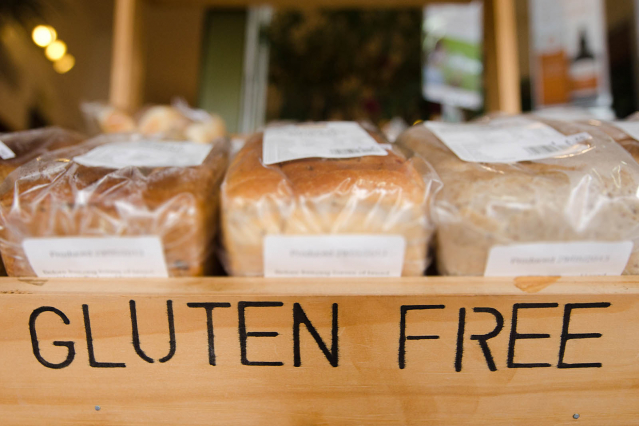 Gluten free imports