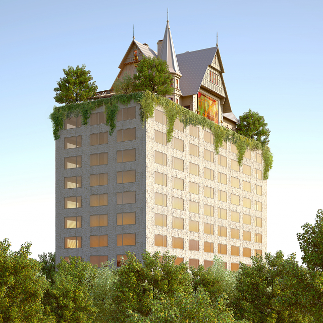 New Hilton hotel in Metz