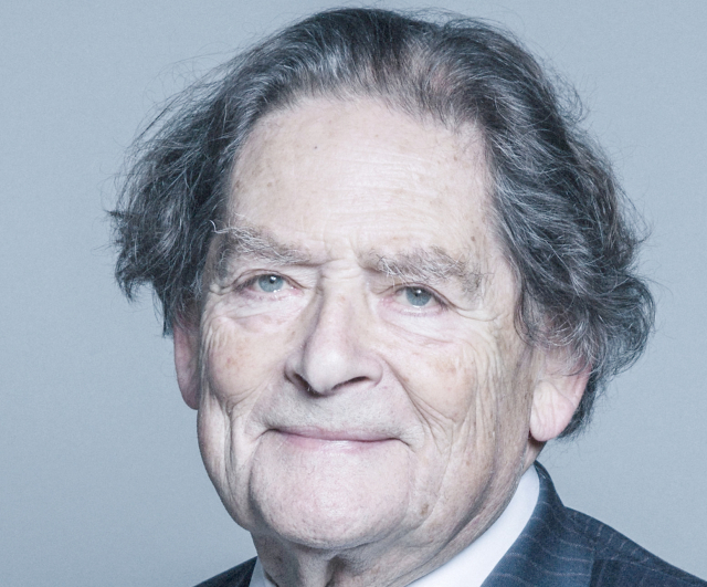 Lord Lawson portrait