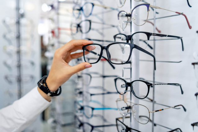 Opticians in France