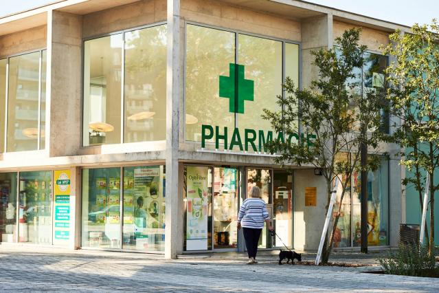 Pharmacies in France