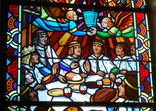 King Arthur Holy Grail France