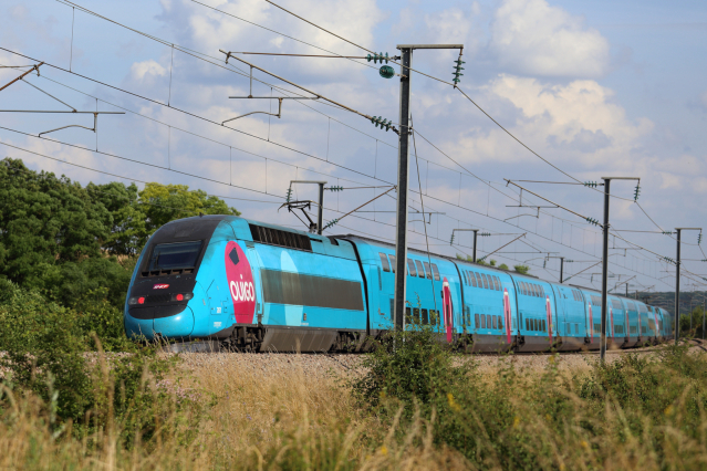 Trains in France