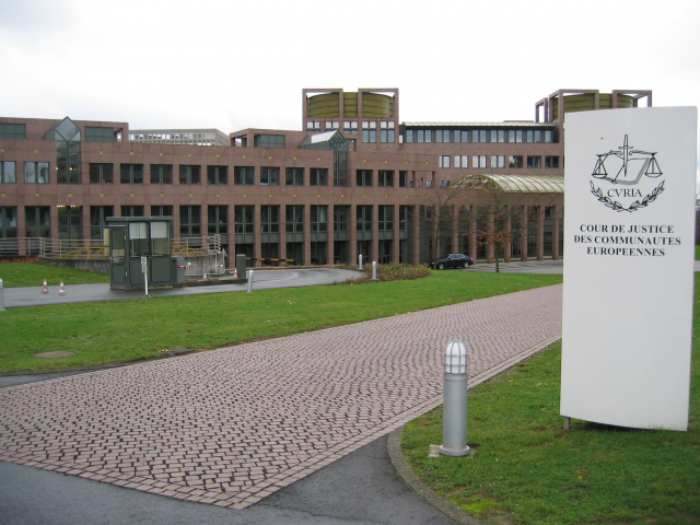 European court of justice hears case to stop the UK-EU Brexit negotiations