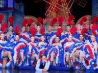 Le Moulin Rouge is a Paris institution