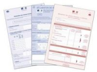 There are new ways to declare interest on the forms