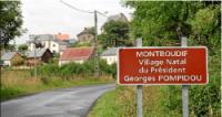 Montboudif, Georges Pompidou's home village