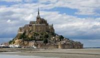The World Heritage site of Mont Saint-Michel