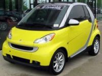 The ForTwo was the most often stolen