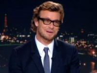 The Mentalist star Simon Baker